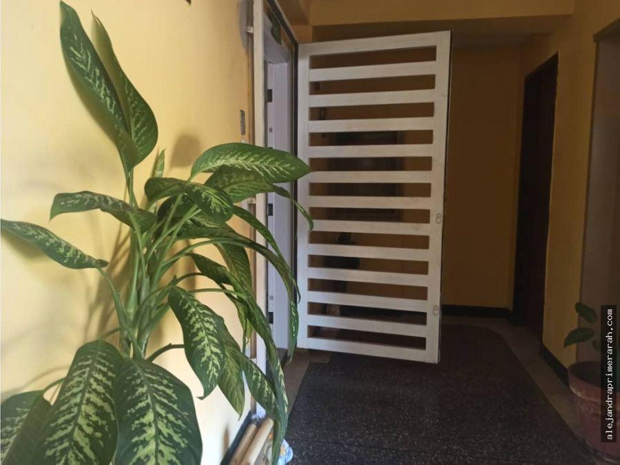 apartamento en venta en santa irene punto fijo