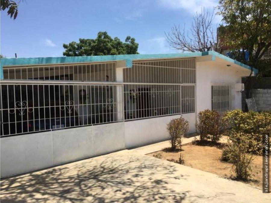 casa en venta en cujicana punto fijo