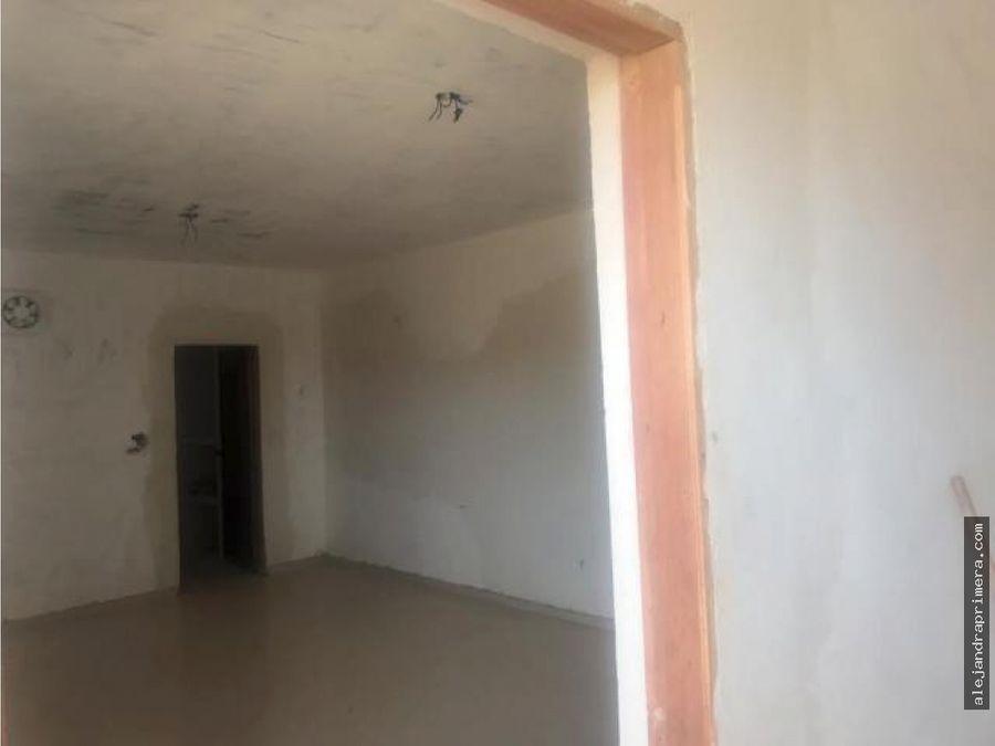 casa en venta en el cardon punto fijo