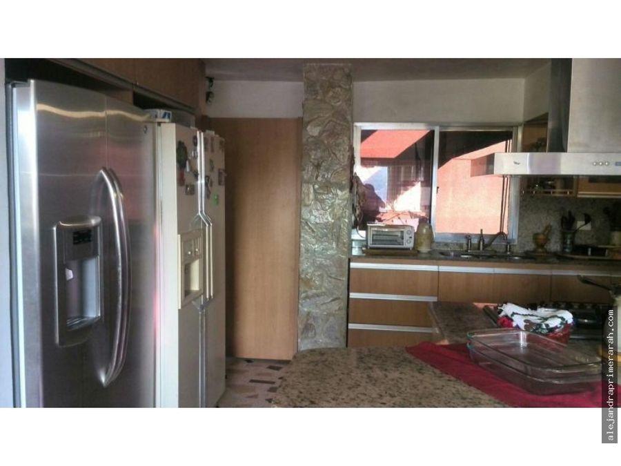 apartamento en venta en la matica los teques