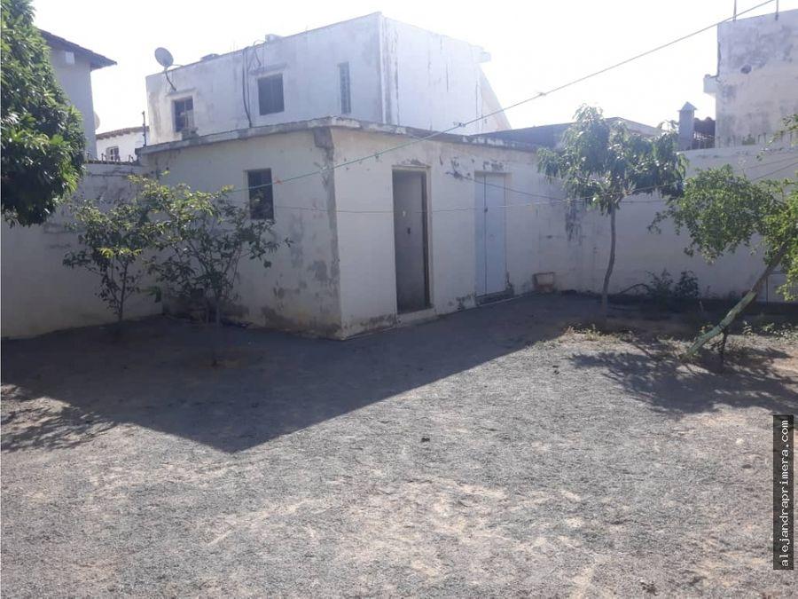 casa en venta en santa fe punto fijo