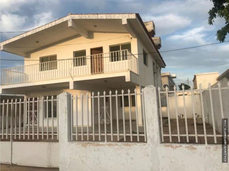 casa en venta en santa irene punto fijo
