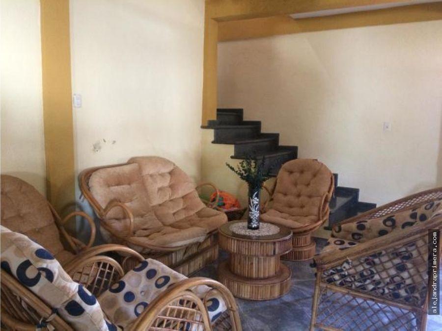 casa en venta en santa elena punto fijo