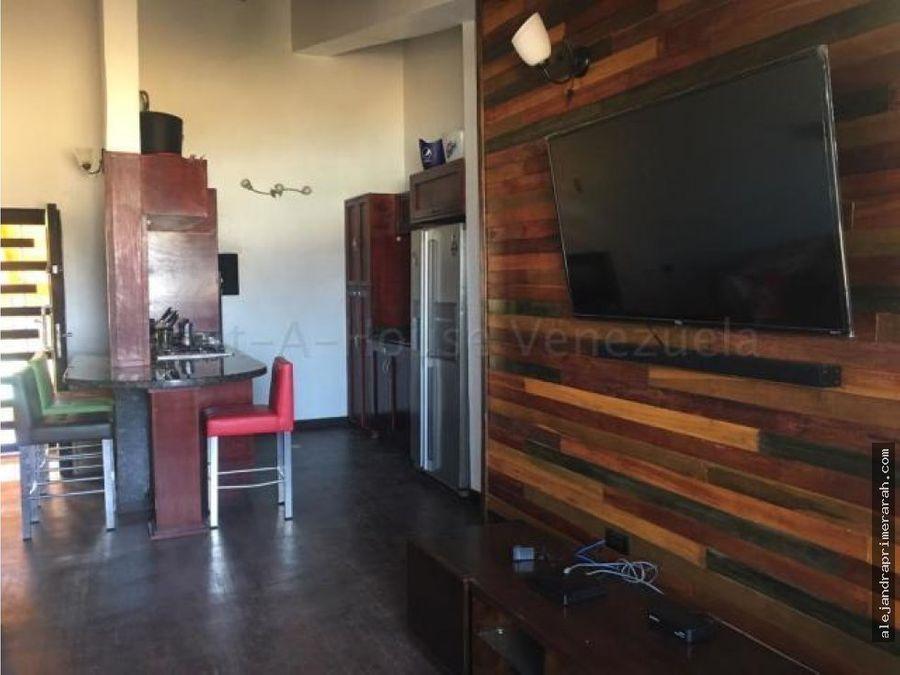apartamento en venta en zarabon punto fijo