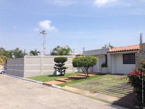 casa en venta en del este barquisimeto