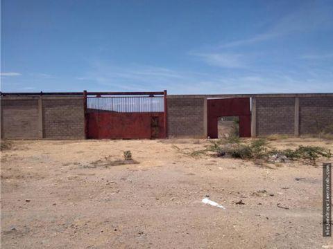 terreno en venta en caja de agua punto fijo