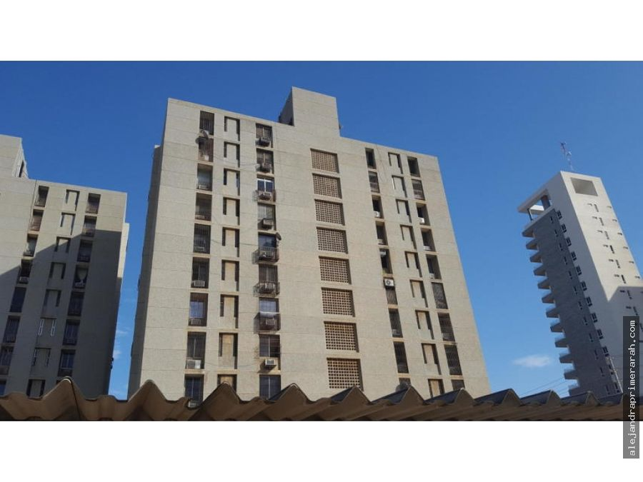 apartamento en venta en pueblo nuevo maracaibo