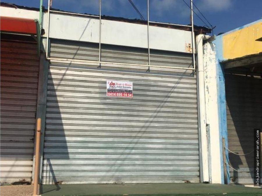 local comercial en venta en santa irene punto fijo