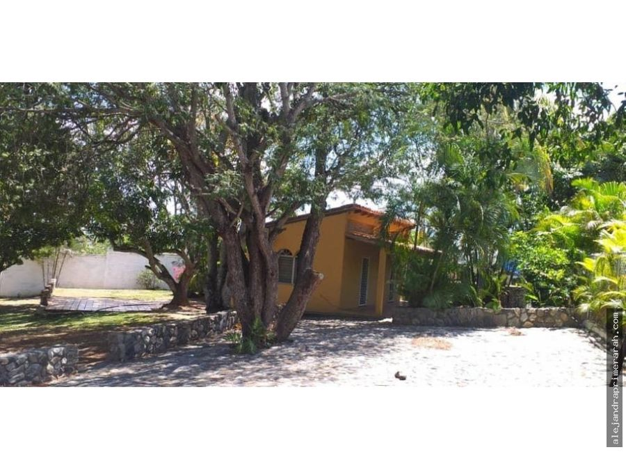 casa en venta en el manzano barquisimeto