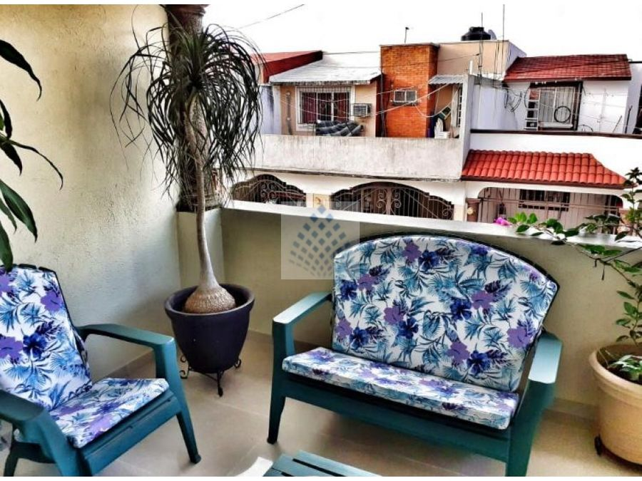 bonita casa en venta fracc blancas mariposas centro tabasco