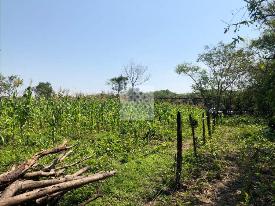 terreno en venta ria guineo 2da secc villahermosa tabasco