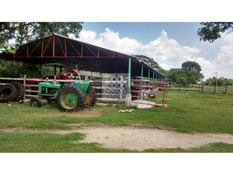 rancho ganadero en venta en campeche