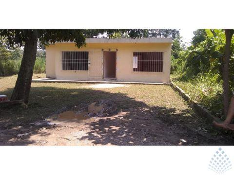 proyecto para terminacion de obra villahermosa tabasco casa en venta