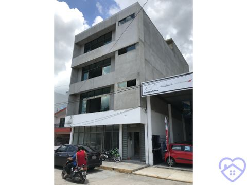 edificio comercial para negocio en renta comalcalco tabasco