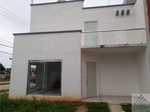 casa nueva en venta fracc lima parrilla villahermosa tabasco