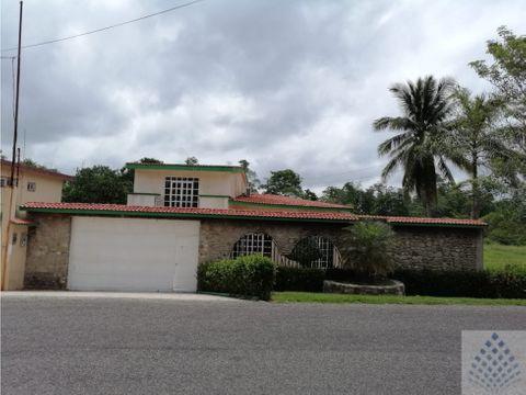 casa tipo quinta en venta ria rio viejo villahermosa tabasco