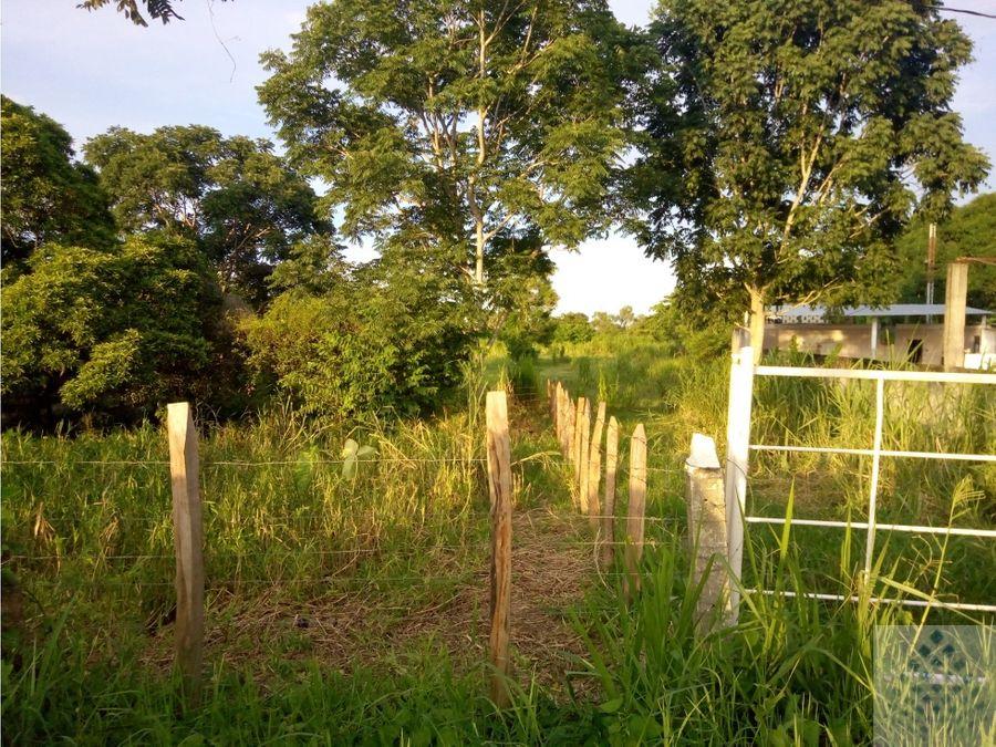 terreno en venta carretera la isla villahermosa