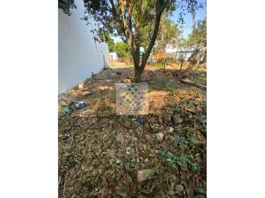 terreno en venta villahermosa tabasco