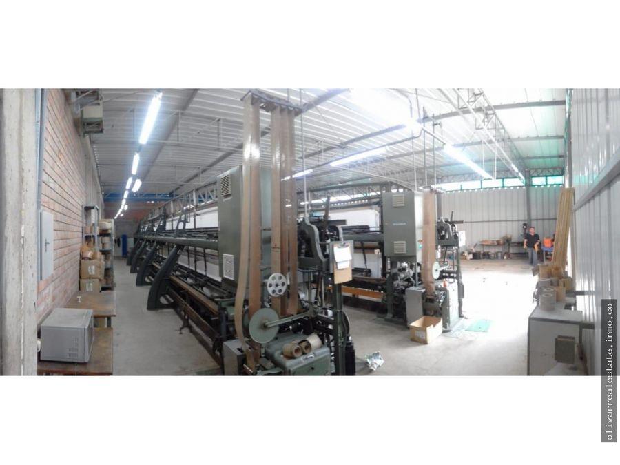 venta de local industrial i 1 de 1400 m2 lurin