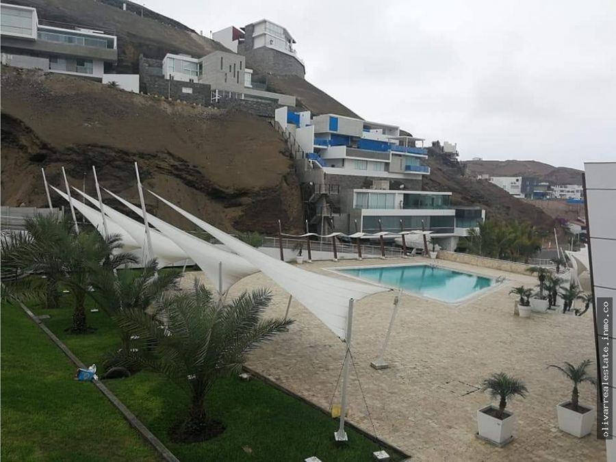 exclusivo terreno en venta club nautico pucusana
