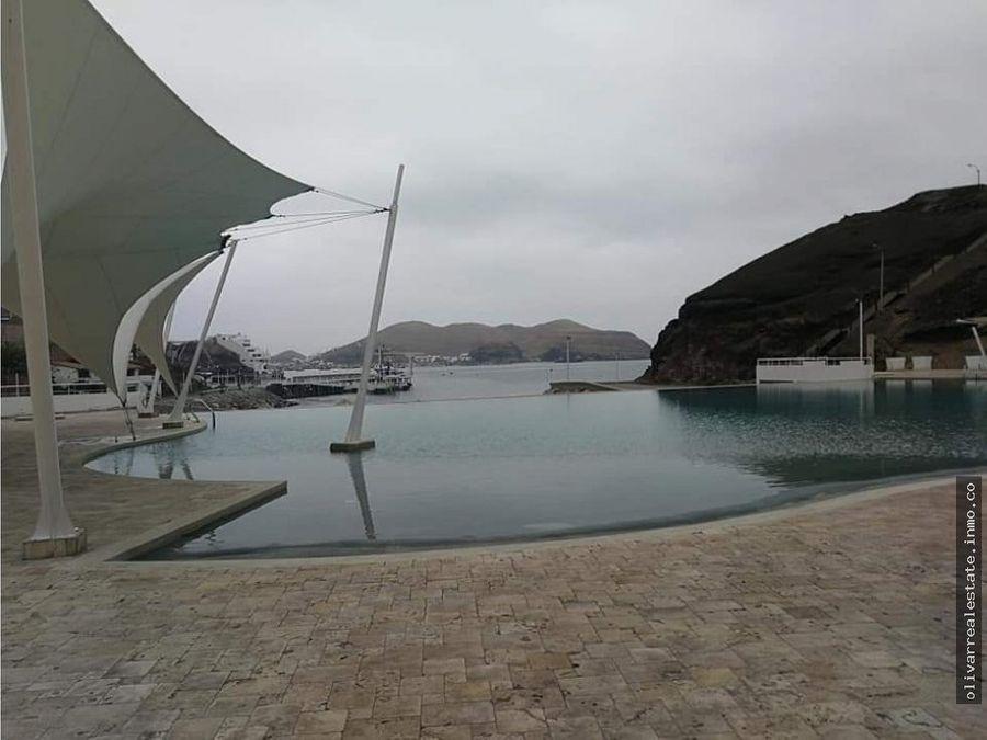 exclusivo terreno en venta club nautico poseidon pucusana