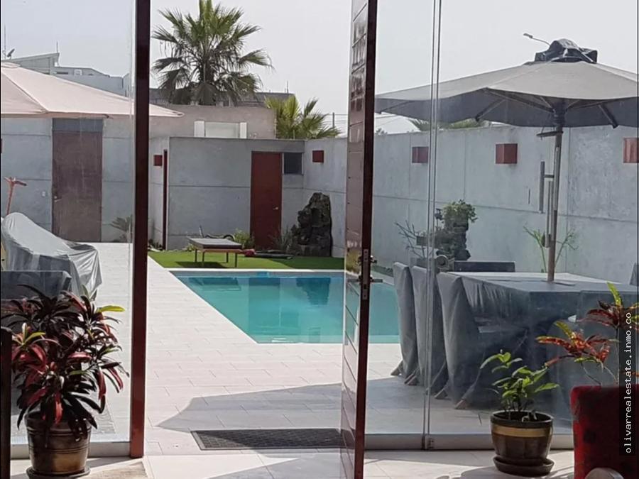 casa de playa en venta brisas de villa chorrillos lima
