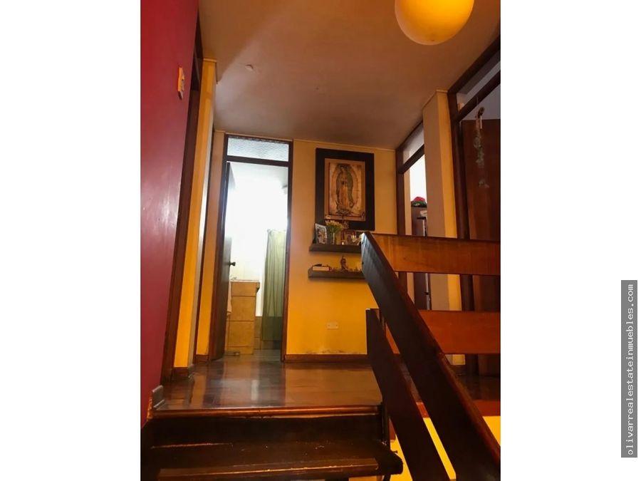 casa en venta jr las gardenias santiago de surco lima
