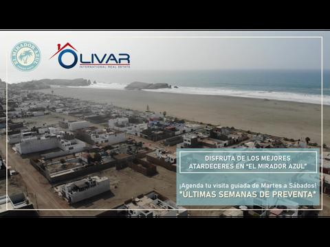 lotes de playa en condominio cerrado cerro azul