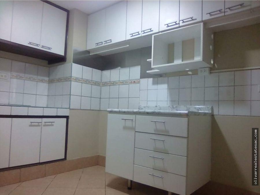 departamento en alquiler teodoro cron 215 limatambo san borja