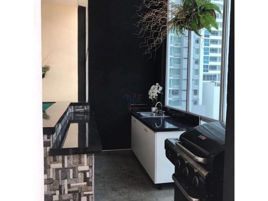 alquiler de lindo apartamento amoblado en san francisco ph quartier