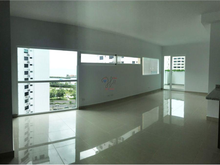 apartamentos nuevos con linea blanca en bella vista