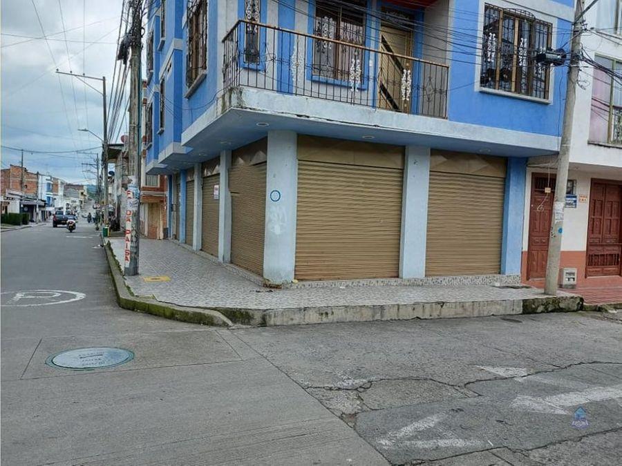 venta local comercial quimbaya quindio