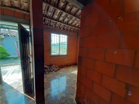 venta casa la cabana cartago valle