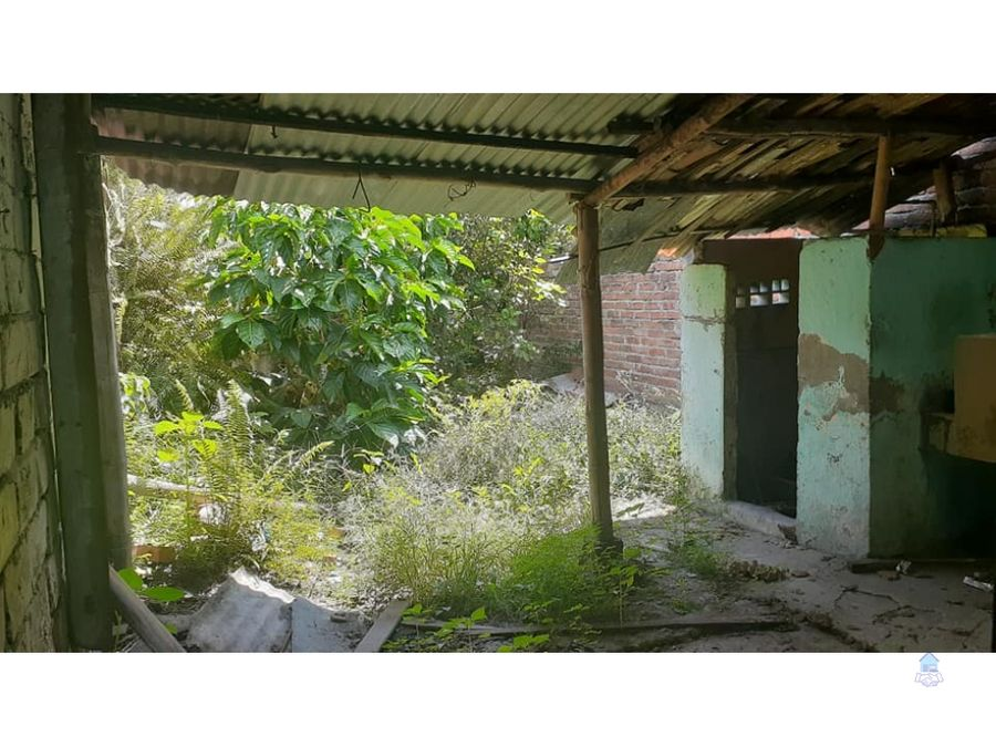 venta de casa lote el llano cartago valle