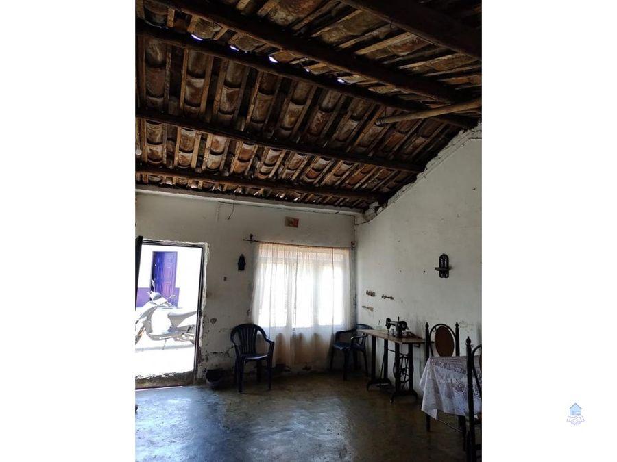 venta de casa lote republica de francia cartago valle
