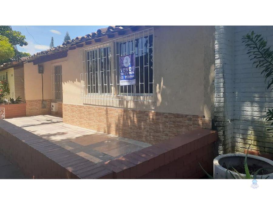 venta de casa villa elena cartago valle