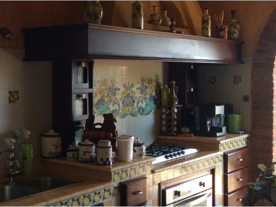 venta casa de lujo toscano italiano santander
