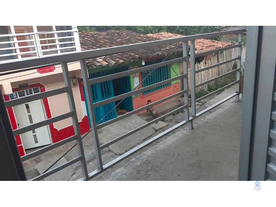 venta de casa bolivar anserma dos pisos