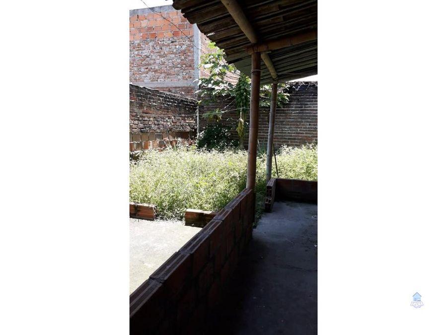 venta casa el jazmin cartago valle