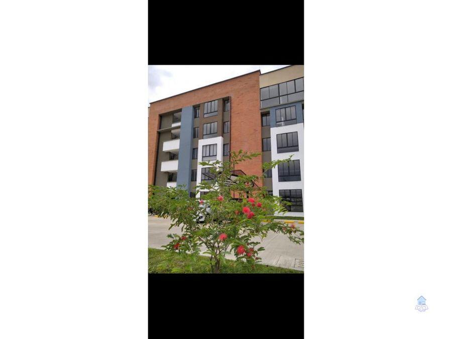 venta de apartamento unidad residencial santa fe cartago valle