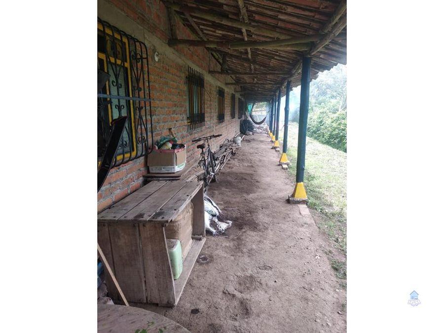 venta de finca sector piedras de moler cartago alcala