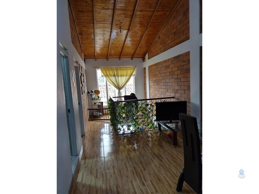 venta de casa rosales dos pisos independientes