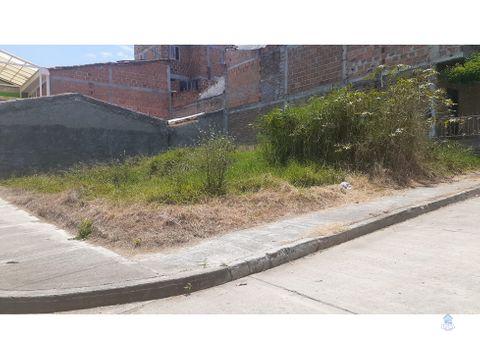 venta de lote urbano rincon de la loma cartago valle