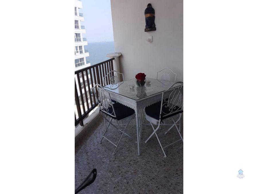 venta de apartamento amoblado santa marta