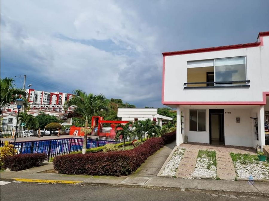 venta de casa cojunto villa de leyva pereira risaralda
