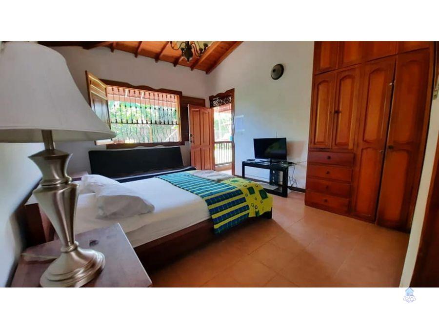 venta de finca hotel montenegro quindio