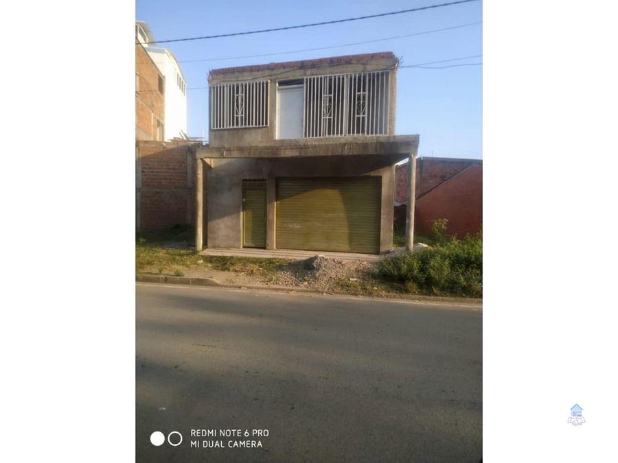 venta de casa villa pime jamundi valle