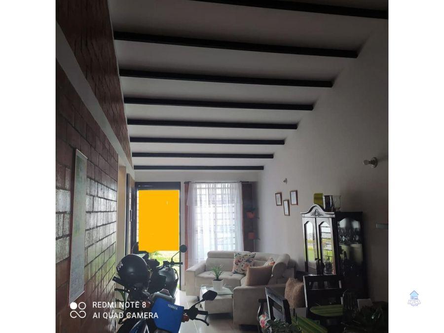 venta de casa urbanizacion cascabeles cartago valle