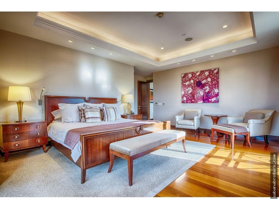 apartamento de lujo en valle de tamarindo escazu