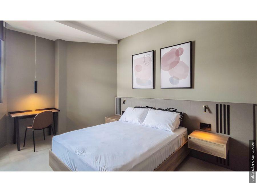 gardenia furnished by designer nunciatura